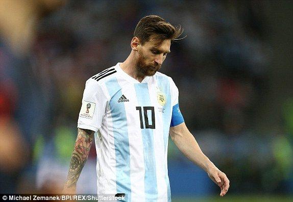 Thua tan nat Croatia, Argentina run ray cho phep mau World Cup hinh anh 1