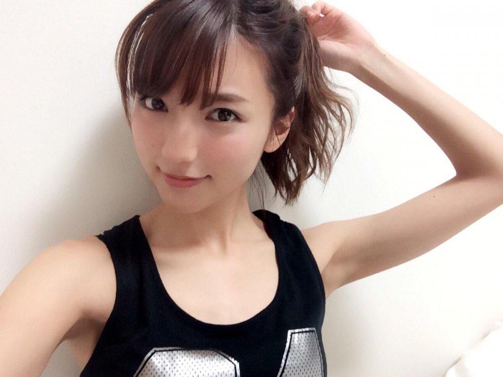 Erina Mano - nhan sac danh guc trai tim tuyen thu Nhat Gaku Shibasaki hinh anh 7