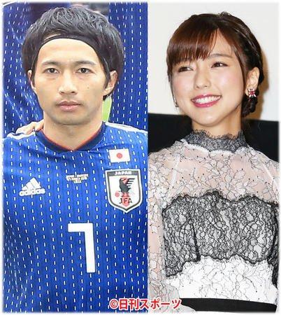 Erina Mano - nhan sac danh guc trai tim tuyen thu Nhat Gaku Shibasaki hinh anh 4