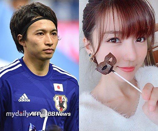 Erina Mano - nhan sac danh guc trai tim tuyen thu Nhat Gaku Shibasaki hinh anh 1