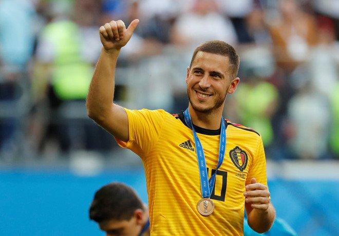 HLV Martinez vui suong voi HCD, Hazard up mo kha nang roi Chelsea hinh anh 1