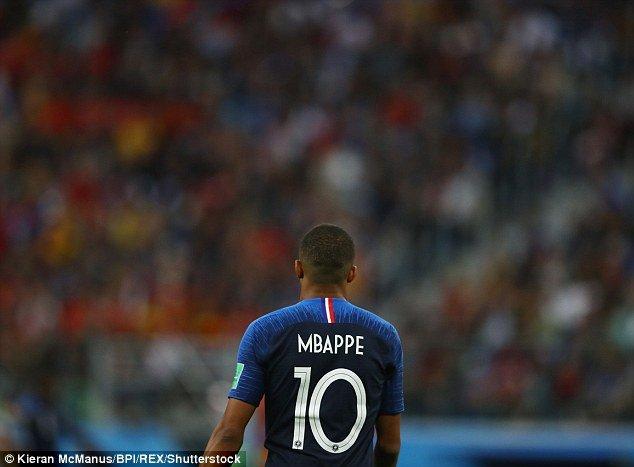 Kylian Mbappe: 19 tuoi, dai nao World Cup 2018 va huong toi sieu sao the gioi hinh anh 1