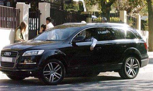 Anh: Ngam dan xe dep me li cua David Beckham hinh anh 9