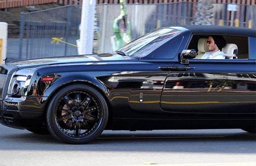 Anh: Ngam dan xe dep me li cua David Beckham hinh anh 6