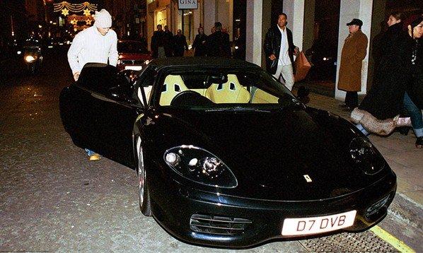 Anh: Ngam dan xe dep me li cua David Beckham hinh anh 5