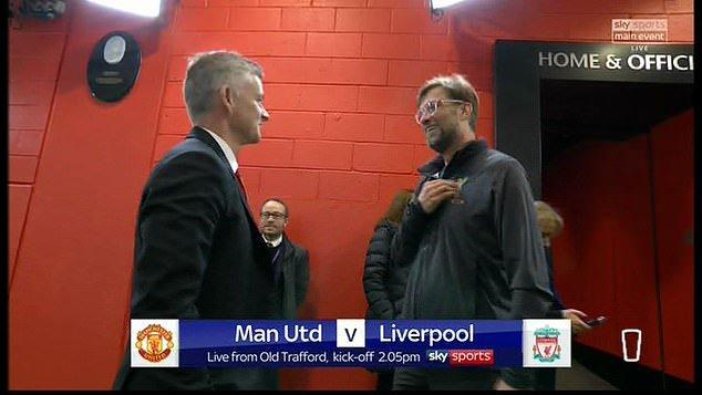 Diem nhan MU vs Liverpool: Klopp cham mat Solskjaer, ky luc thay nguoi 10 nam hinh anh 1