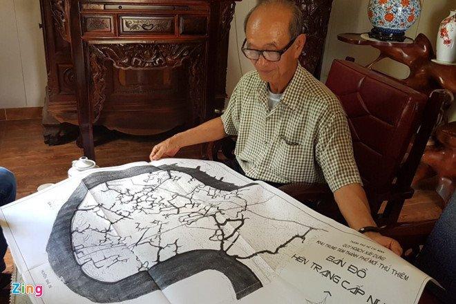 Nguyen Chu tich TP.HCM: 'Khong co ban do 1/5.000 Thu Thiem' hinh anh 1