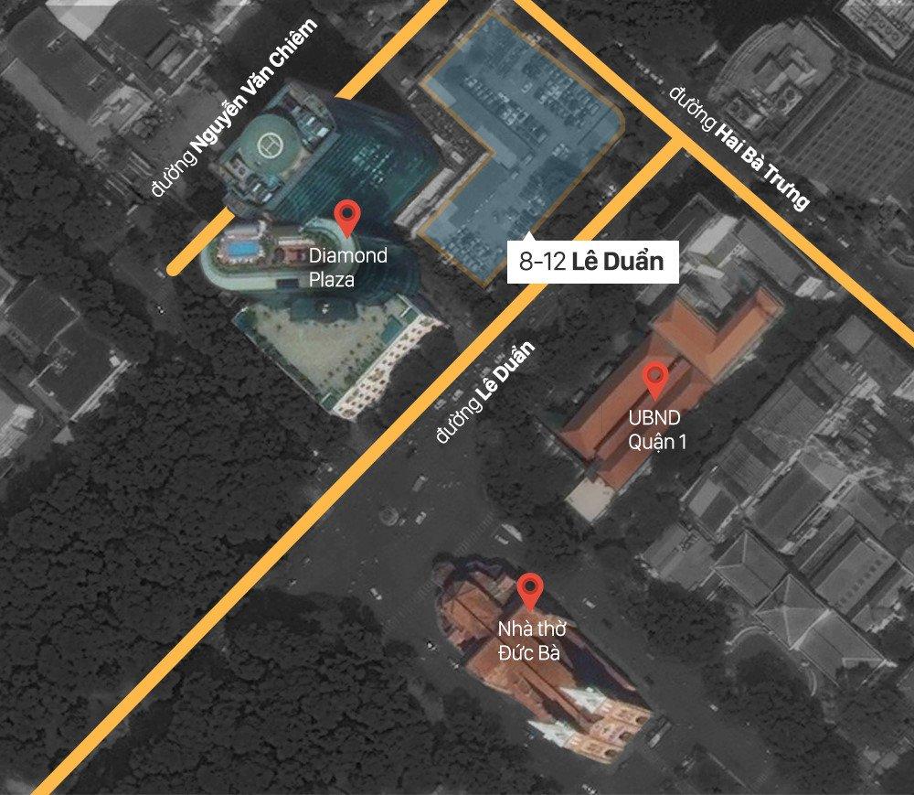 Can canh khu dat 3 mat tien gan 5.000 m2 bi ban re o trung tam Sai Gon hinh anh 16