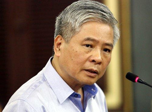 Nguyen pho thong doc Dang Thanh Binh bi de nghi 4-5 nam tu hinh anh 1