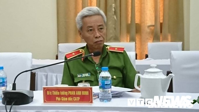 Thieu tuong Phan Anh Minh: Nhieu nha rieng can bo nam trong ke hoach bi khung bo hinh anh 1