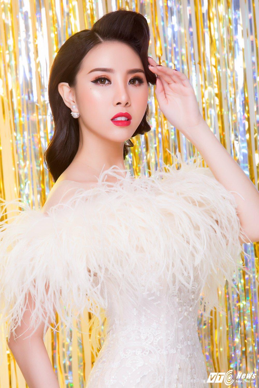 Ngam nhan sac ngot ngao tan Hoa hau Van hoa The gioi 2017 hinh anh 6