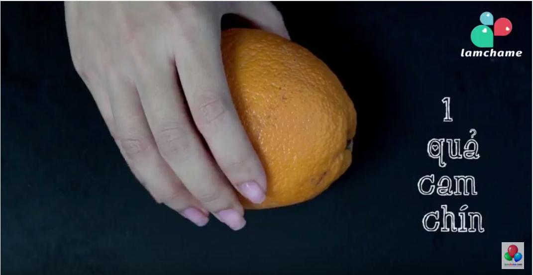 cách làm thạch cam phô mai - ảnh 1
