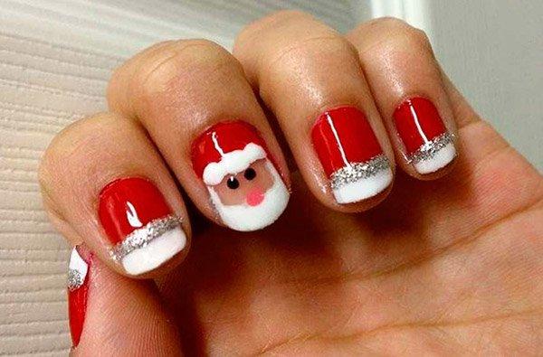 15 mẫu nail Giáng sinh ngọt ngào, tuyệt đẹp cho bạn gái 12