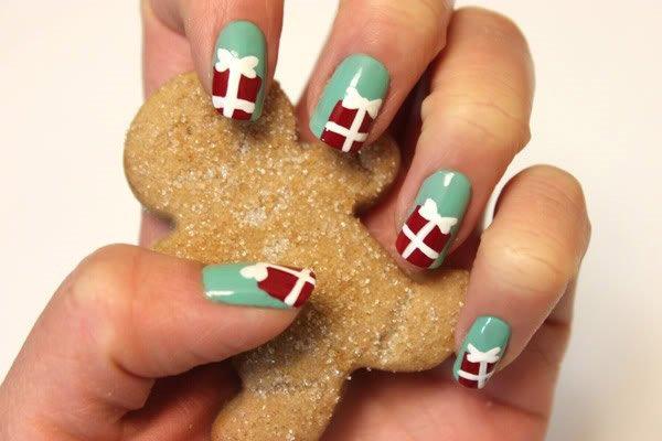 15 mẫu nail Giáng sinh ngọt ngào, tuyệt đẹp cho bạn gái 4
