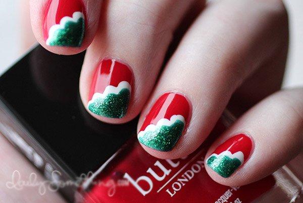 15 mẫu nail Giáng sinh ngọt ngào, tuyệt đẹp cho bạn gái 5