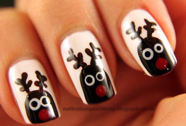15 mẫu nail Giáng sinh ngọt ngào, tuyệt đẹp cho bạn gái 6