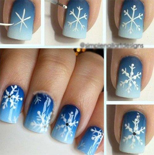 15 mẫu nail Giáng sinh ngọt ngào, tuyệt đẹp cho bạn gái 3
