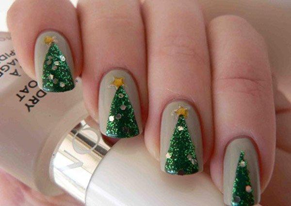 15 mẫu nail Giáng sinh ngọt ngào, tuyệt đẹp cho bạn gái 2