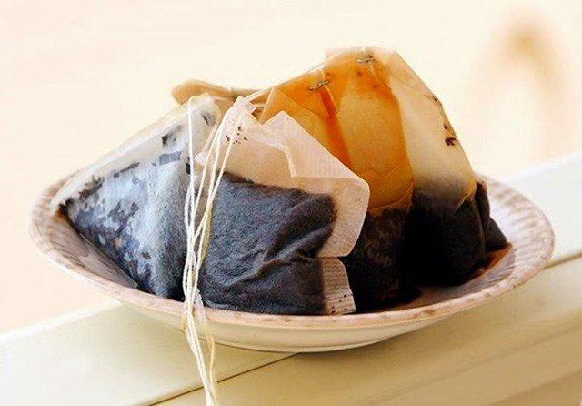 Image result for trà túi lọc cũng nguy hại