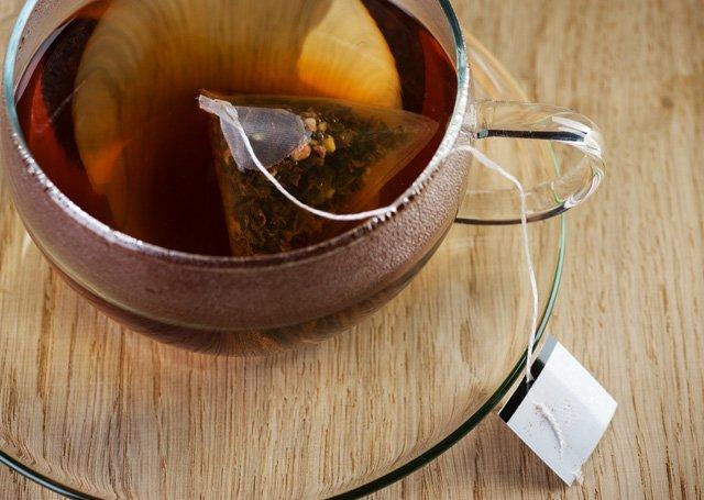 Image result for trà túi lọc
