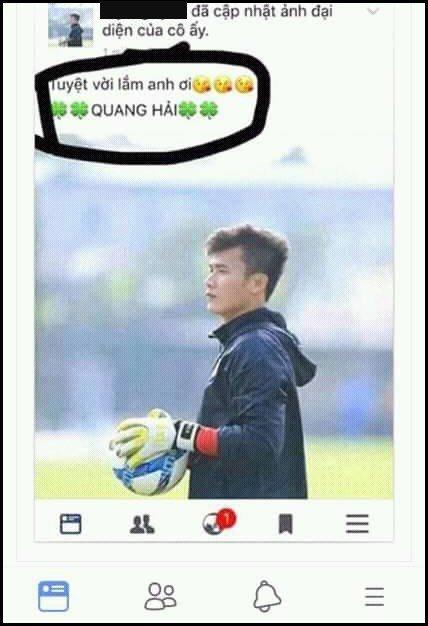 """Vui thôi đừng vui quá, có những người thể hiện mình nhiệt tình """"hâm mộ"""" U23 Việt Nam dù rằng… chẳng biết gì! - Ảnh 1."""