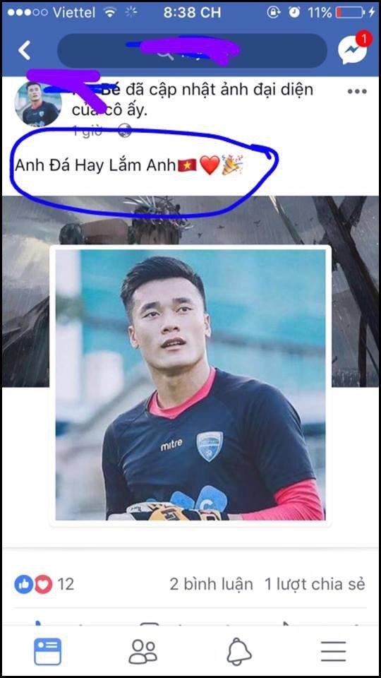 """Vui thôi đừng vui quá, có những người thể hiện mình nhiệt tình """"hâm mộ"""" U23 Việt Nam dù rằng… chẳng biết gì! - Ảnh 3."""