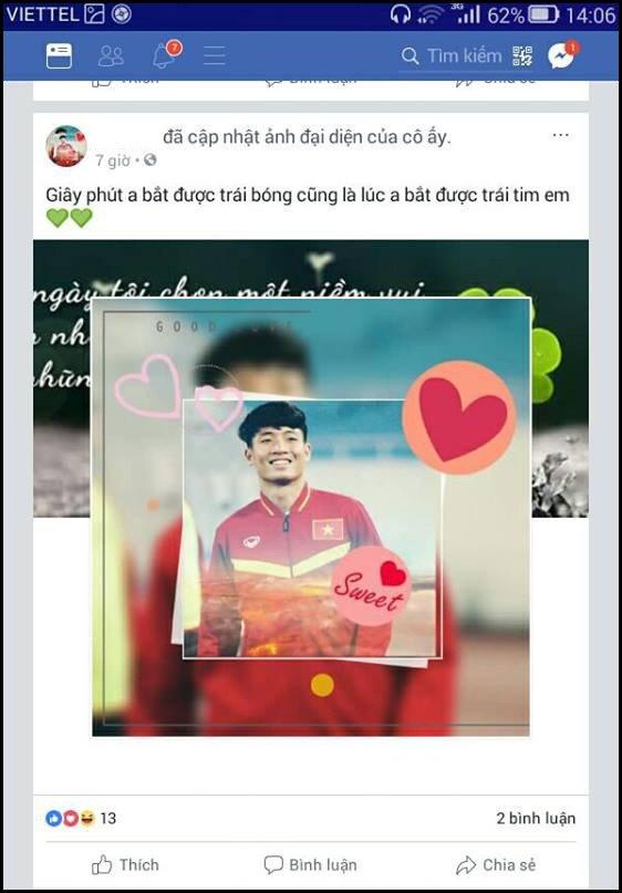 """Vui thôi đừng vui quá, có những người thể hiện mình nhiệt tình """"hâm mộ"""" U23 Việt Nam dù rằng… chẳng biết gì! - Ảnh 7."""