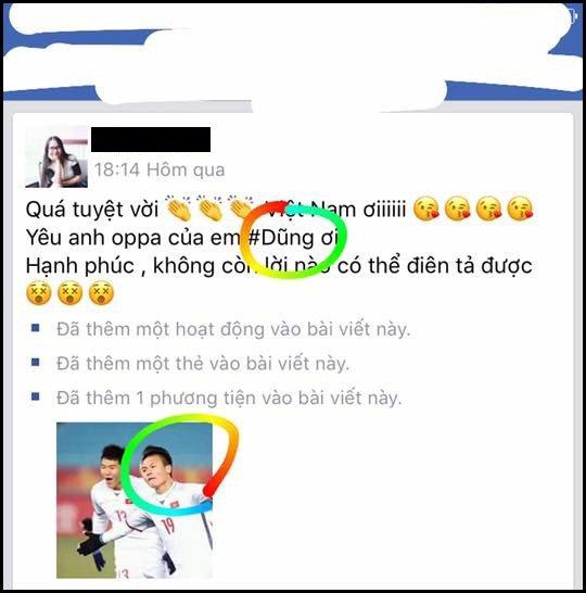 """Vui thôi đừng vui quá, có những người thể hiện mình nhiệt tình """"hâm mộ"""" U23 Việt Nam dù rằng… chẳng biết gì! - Ảnh 13."""