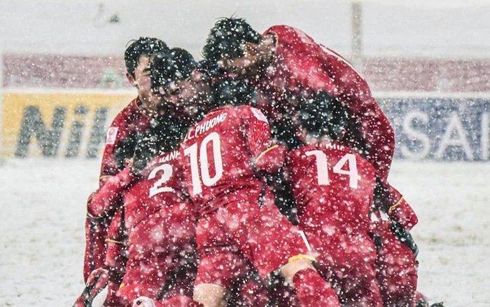 Kết quả hình ảnh cho Đội tuyển Bóng đá U-23 Quốc gia Việt Nam