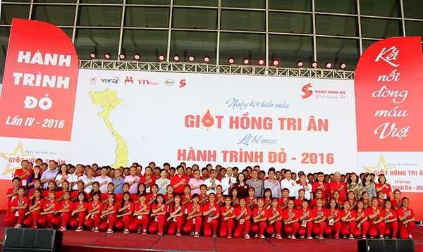 'Hanh trinh do' 2016: Tiep nhan duoc gan 24.000 don vi mau hinh anh 2