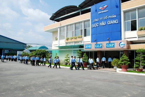 Dai gia duoc pham Nhat muon nam them von o Duoc Hau Giang hinh anh 1