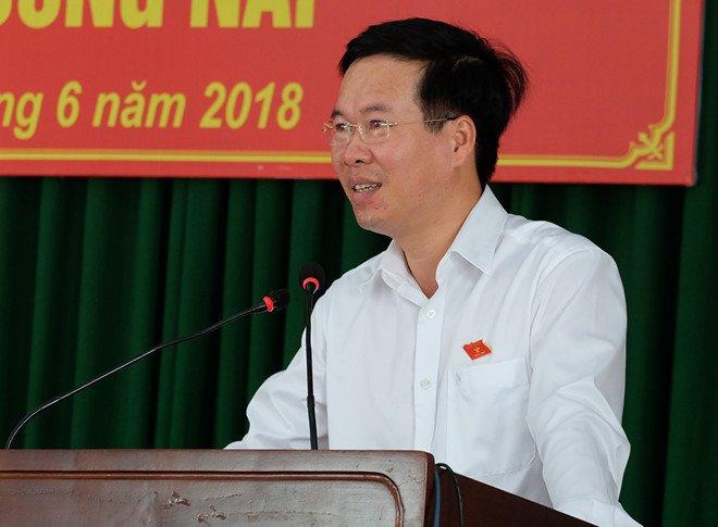 Ong Vo Van Thuong: 'Khong co chuyen ban dat cho nuoc ngoai' hinh anh 1