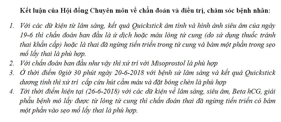 To cap thuoc lam hong thai, benh nhan bi Benh vien FV doa dam don kien hinh anh 1