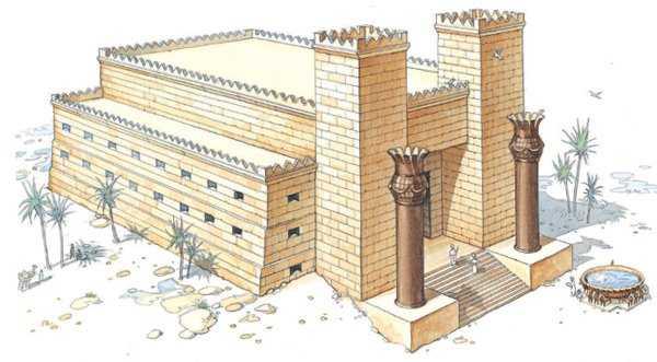 Huyen thoai ve kho bau vua Salomon hinh anh 3