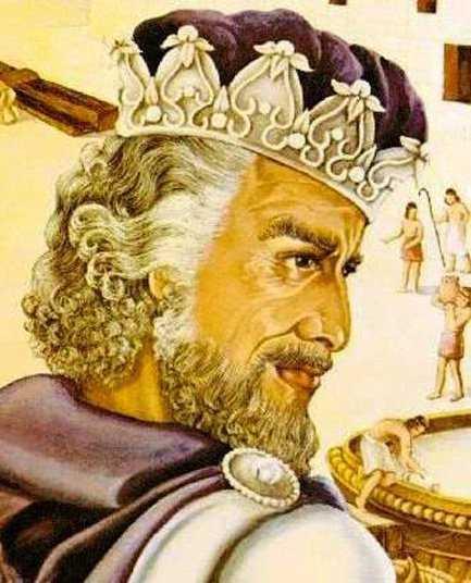 Huyen thoai ve kho bau vua Salomon hinh anh 1
