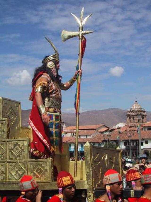 Nhung bi an ve kho bau khong lo cua nguoi Inca trong rung ram hinh anh 1