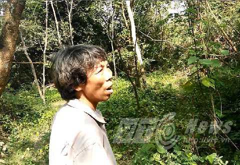 Chuyen la ve hai nguoi phu nu khong chiu lay chong, song canh 'nguoi rung' o Vinh Phuc hinh anh 3