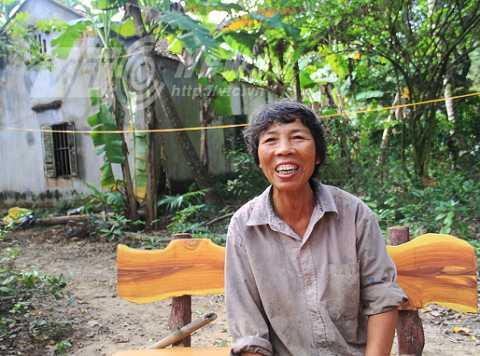 Chuyen la ve hai nguoi phu nu khong chiu lay chong, song canh 'nguoi rung' o Vinh Phuc hinh anh 2