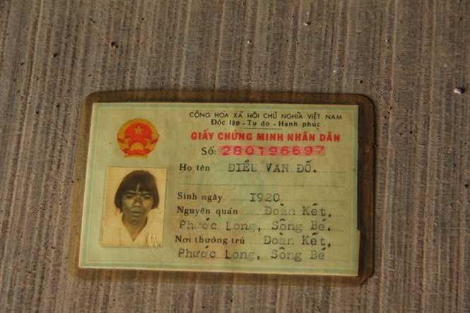 Chuyen ve ong lao 97 tuoi co 4 vo, 16 con va ngoi nha co doc nhat vo nhi o Binh Phuoc hinh anh 1