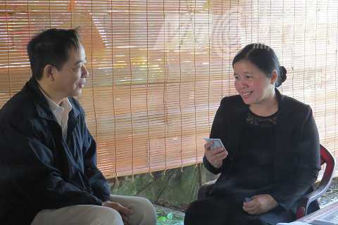 Tim mo bang ngoai cam o Hai Phong: Muc dich cua nhung ke tung tin don tim thay mo Trang Trinh? hinh anh 4