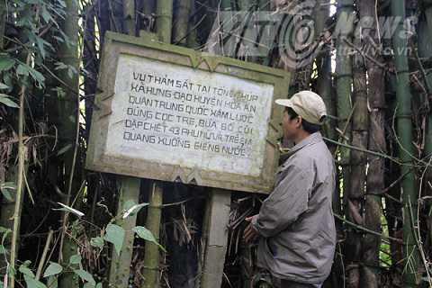 Ky uc 17/2/1979: Cao Bang tan hoang va vu tham sat man ro cua quan Trung Quoc o Tong Chup hinh anh 2