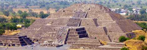 Teotihuacan - bi an thanh pho cua nhung vi than hinh anh 1