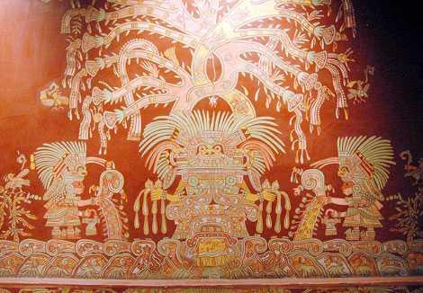 Teotihuacan - bi an thanh pho cua nhung vi than hinh anh 2