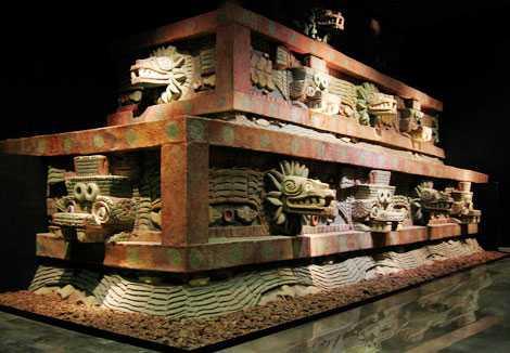 Teotihuacan - bi an thanh pho cua nhung vi than hinh anh 4