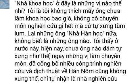 Vu tim mo Trang Trinh bang ngoai cam: Hoi thao khoa hoc hay 'hoi thao me tin'? hinh anh 6