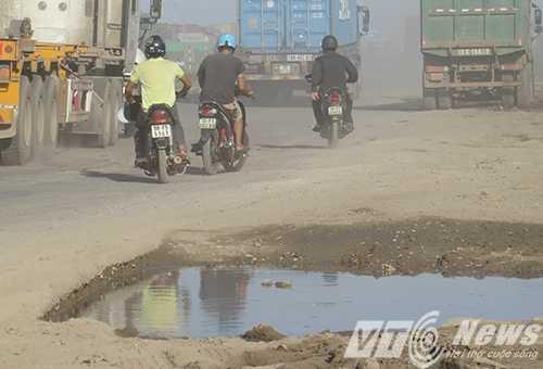 'Con duong cat bui' khung khiep nhat Hai Phong: Chi dao chi co hieu luc tren giay? hinh anh 9