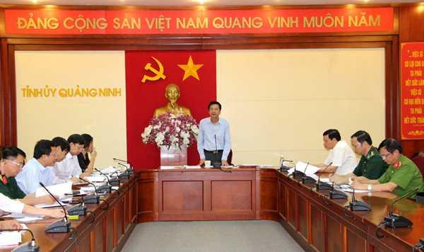 Hai Phong, Quang Ninh dung moi cuoc hop, cang minh chong bao so 7 Sarika hinh anh 2