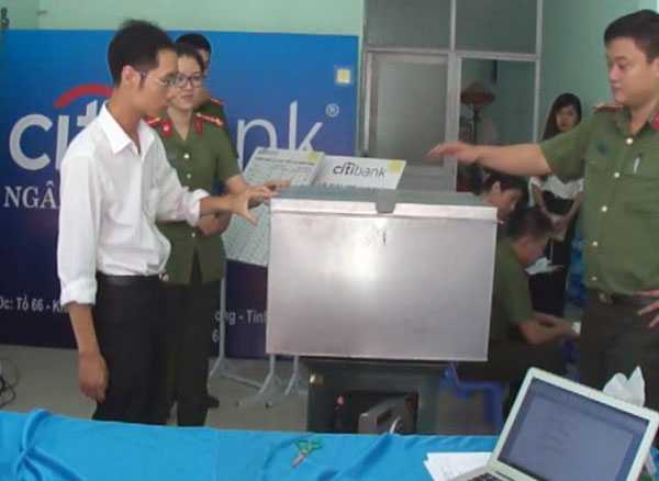 Danh sap 'ngan hang Citibank dom' lua dao nguoi gui tien o Quang Ninh hinh anh 1