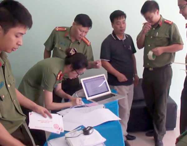 Danh sap 'ngan hang Citibank dom' lua dao nguoi gui tien o Quang Ninh hinh anh 3