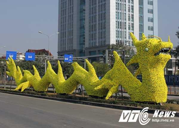 Anh: Bi 'nem da', rong vang o Hai Phong 'lot xac' thanh rong xanh hinh anh 1